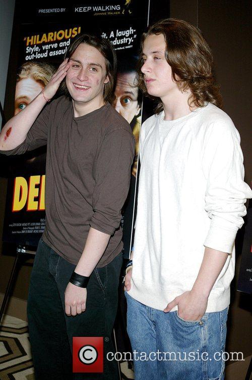 Kieran Culkin and Rory Culkin