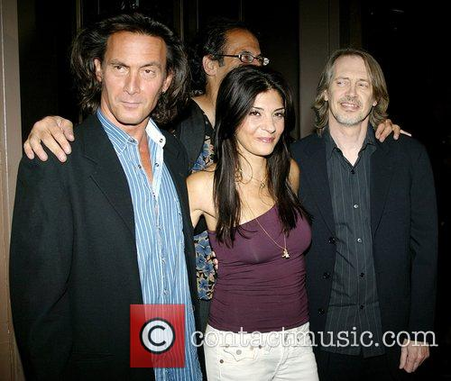 Tom Dicillo, Callie Thorne and Steve Buscemi 2