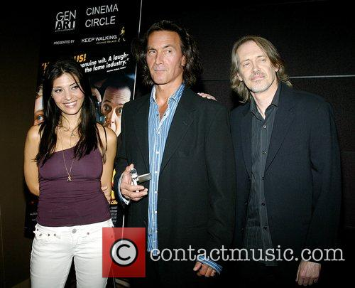 Tom DiCillo, Callie Thorne, Steve Buscemi, Tribeca Grand Hotel