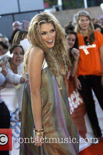 Delta Goodrem at the Nickelodeon Australian Kids' Choice...
