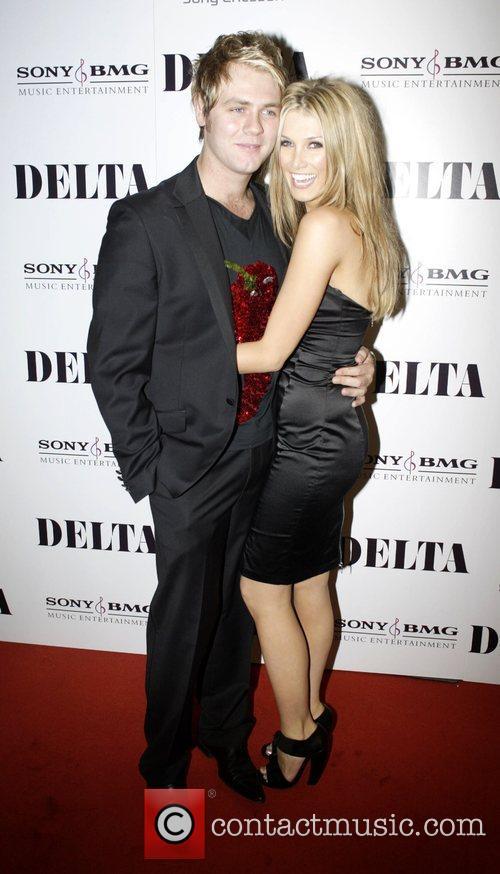 Delta Goodrem and Rem 8