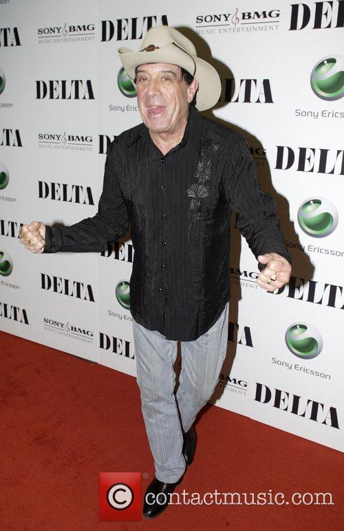 Molly Meldrum at the invitation only launch party...