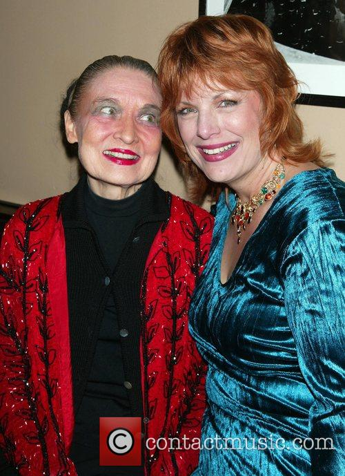 Julie Wilson, Delilah Devlin Attends the one woman...