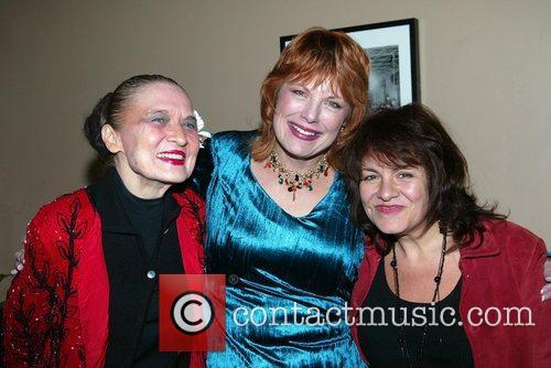 Julie Wilson, Delilah Devlin, Lina Koutrakos Attends the...
