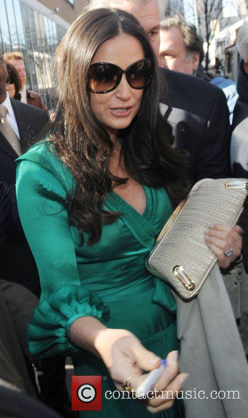 Demi Moore, Abc and Abc Studios 4