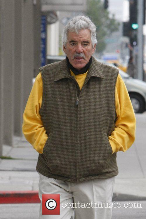 Law & Order actor Dennis Farina out and...