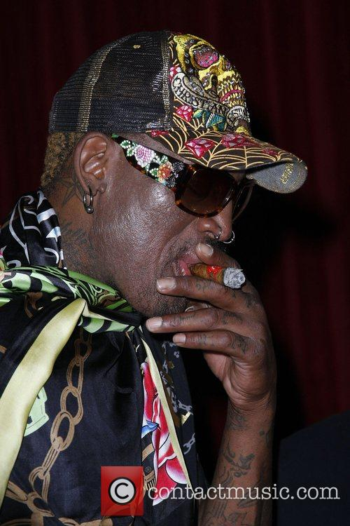 Dennis Rodman, Planet Hollywood