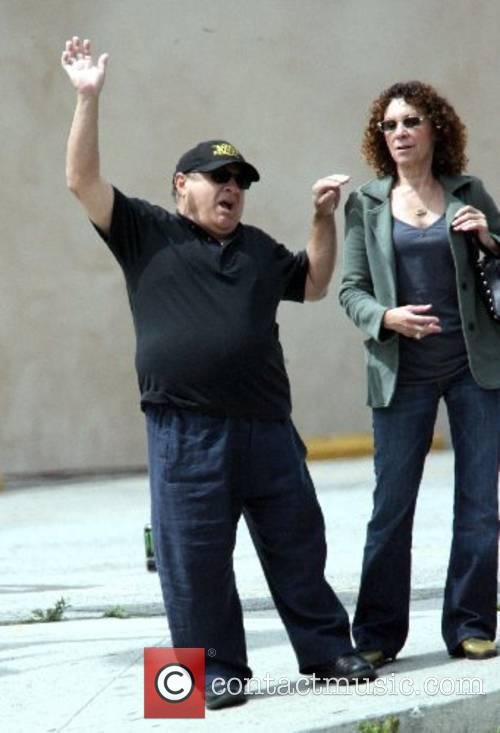 Danny DeVito and wife Rhea Pearlman It's always...