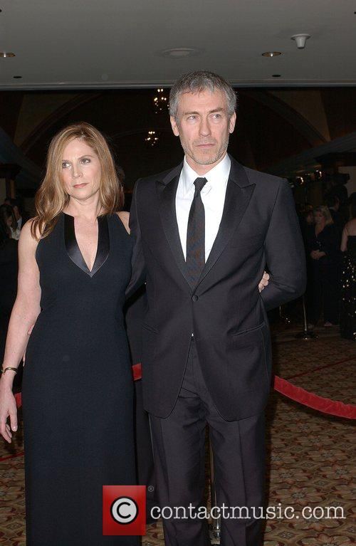 Tony Gilroy and Susan Gilroy The 60th Annual...