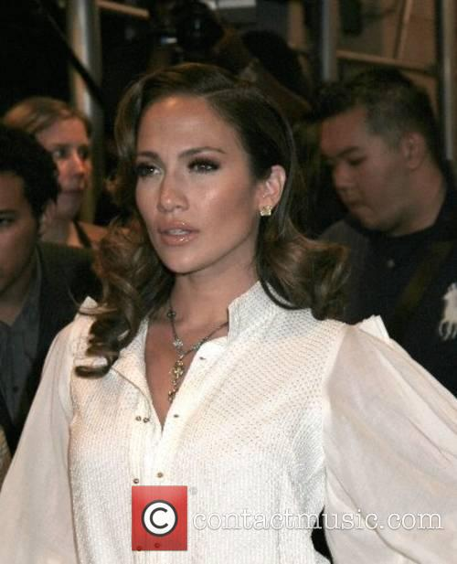 Jennifer Lopez Lauch of the Lorraine Schwartz Diamond...