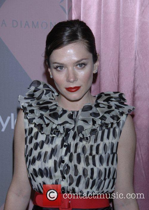 Anna Friel The 7th annual diamond fashion show...