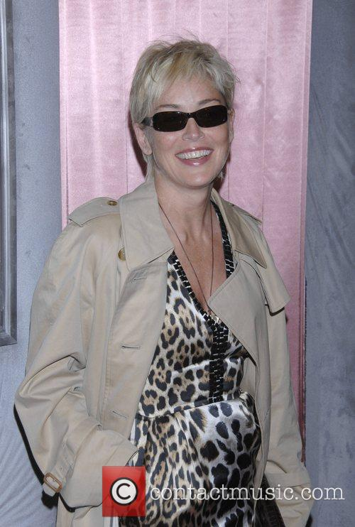 Sharon Stone The 7th annual diamond fashion show...