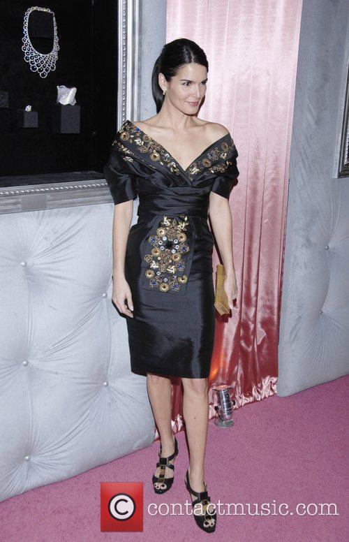 Angie Harmon The 7th annual 'Diamond Fashion Show'...