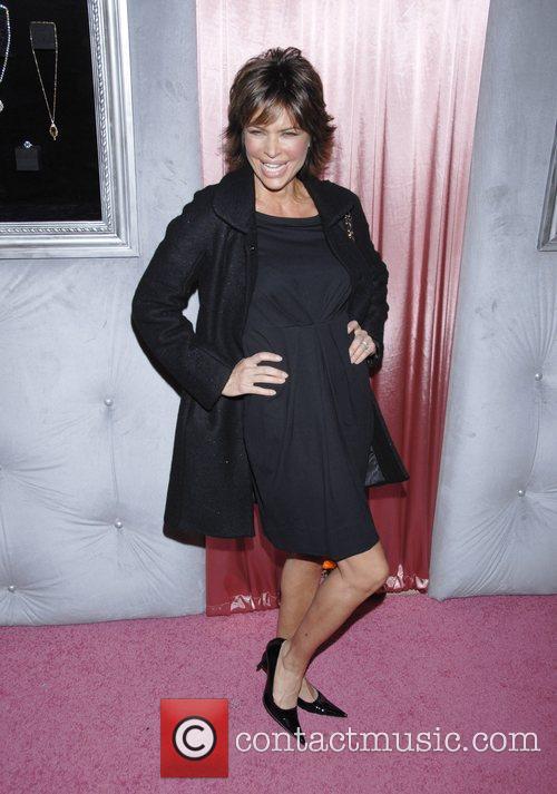 Lisa Rinna The 7th annual 'Diamond Fashion Show'...