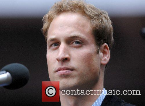 Prince William, Wembley Stadium