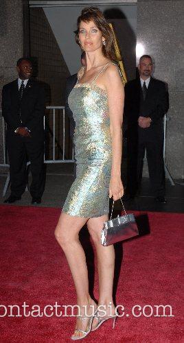 Carol Alt New York Premiere of 'Live Free...