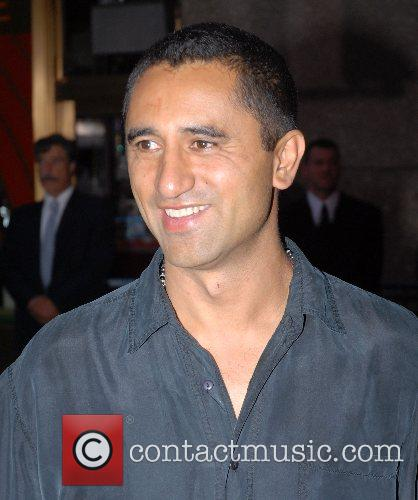 Cliff Curtis New York Premiere of 'Live Free...