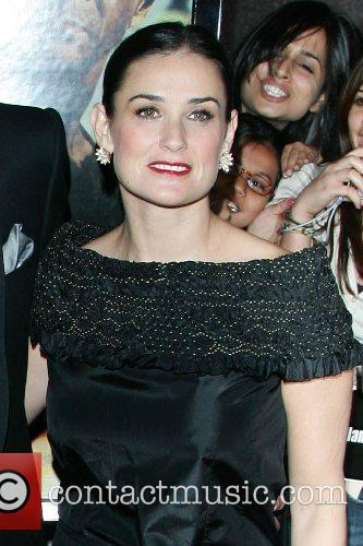 Demi Moore  New York Premiere of 'Live...