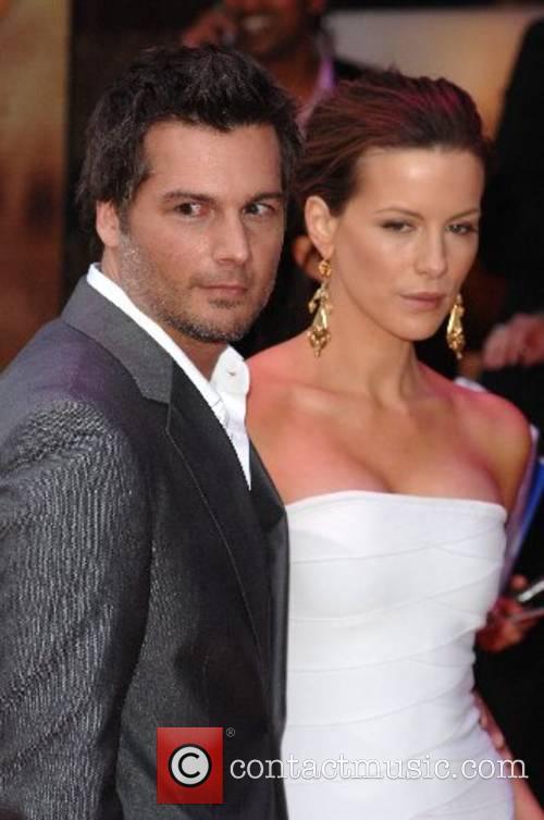 Len Wiseman and Kate Beckinsale 'Die Hard 4.0'...