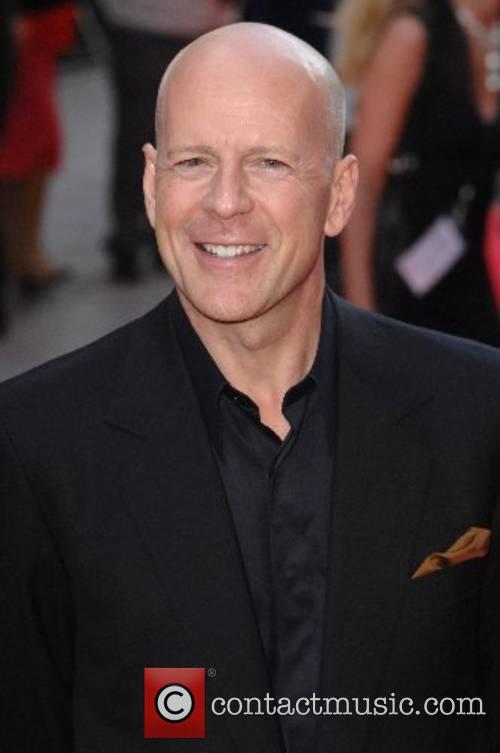 Bruce Willis 'Die Hard 4.0' Premiere held at...