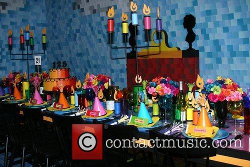 2008 DIFFA Dining By Design at Skylight Studios