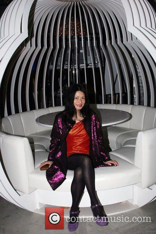 Vivienne Tam 2008 DIFFA Dining By Design at...