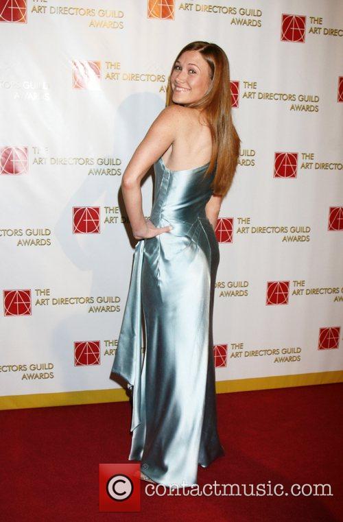 Schuyler Fisk 12th Annual Art Directors Guild Awards...