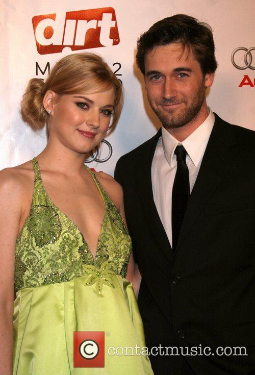 Alexandra Breckenridge and Ryan Eggold Premiere screening of...