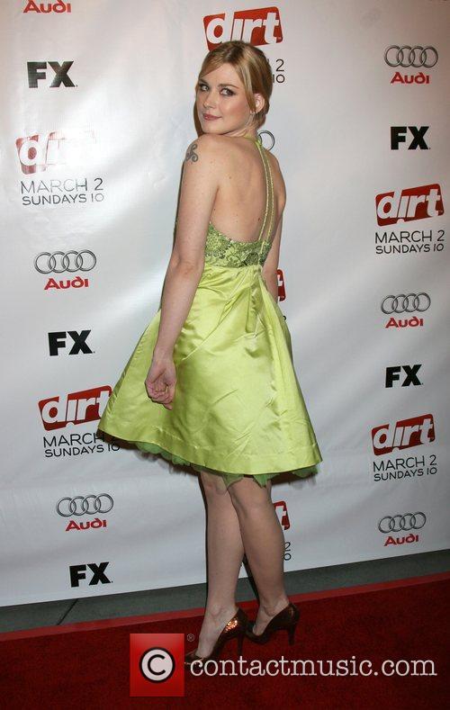 Alexandra Breckenridge Premiere screening of 'Dirt' season two...