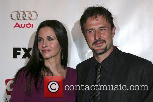 Courteney Cox and David Arquette 7