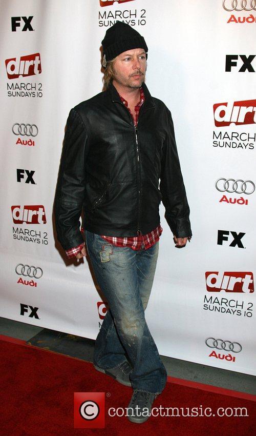 David Spade Premiere screening of 'Dirt' season two...