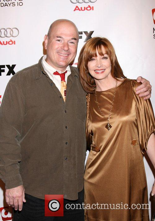 Larry Miller and Sharon Lawrence 1