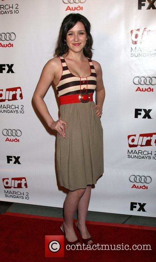 Shannon Woodward Premiere screening of 'Dirt' season two...