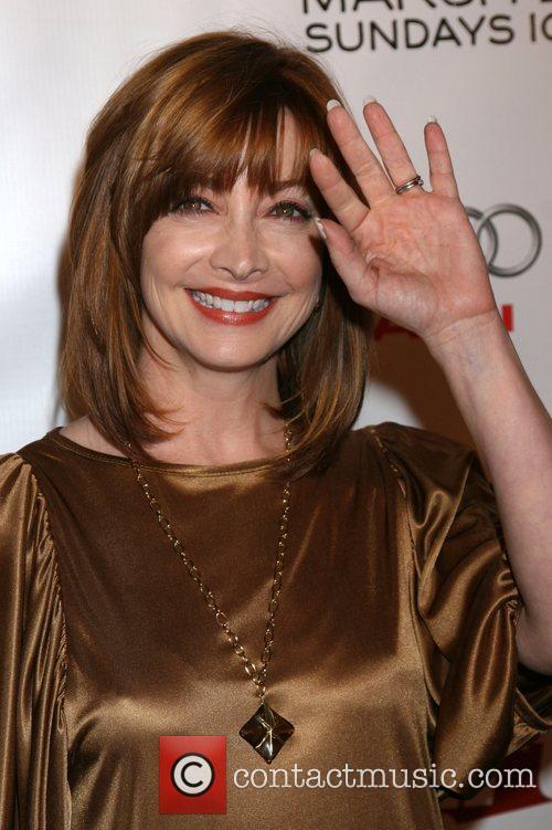 Sharon Lawrence  Premiere screening of 'Dirt' season...