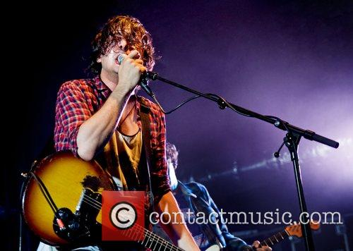 Dirty Pretty Things performing at Liverpool Carling Academy...