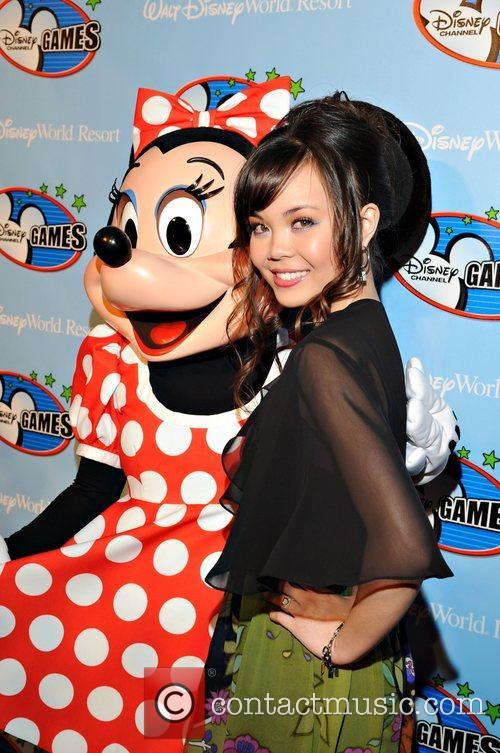 Anna Maria Perez De Tagle and Walt Disney 1