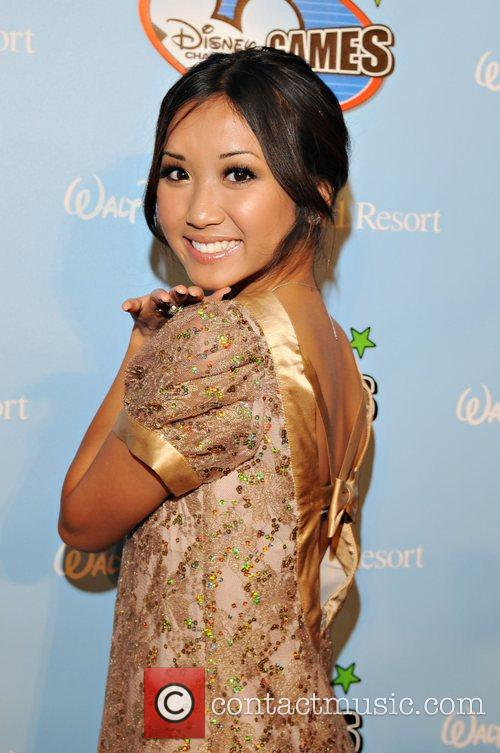 Brenda Song and Walt Disney 2