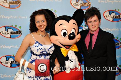 Caroline Wise and Walt Disney 2
