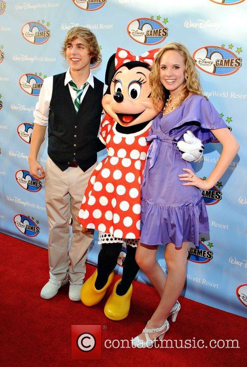 Cody Linley and Walt Disney 2