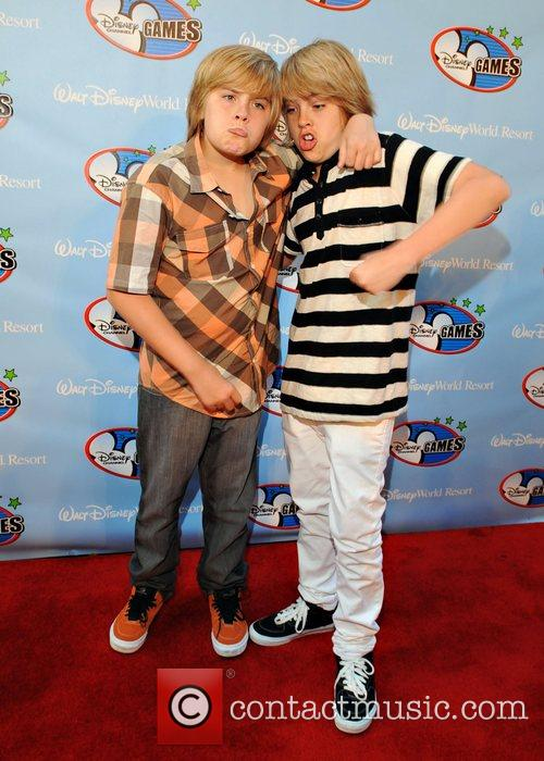 Dylan Sprouse and Walt Disney 2