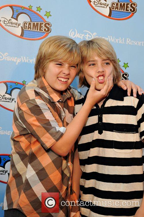 Dylan Sprouse and Walt Disney 4