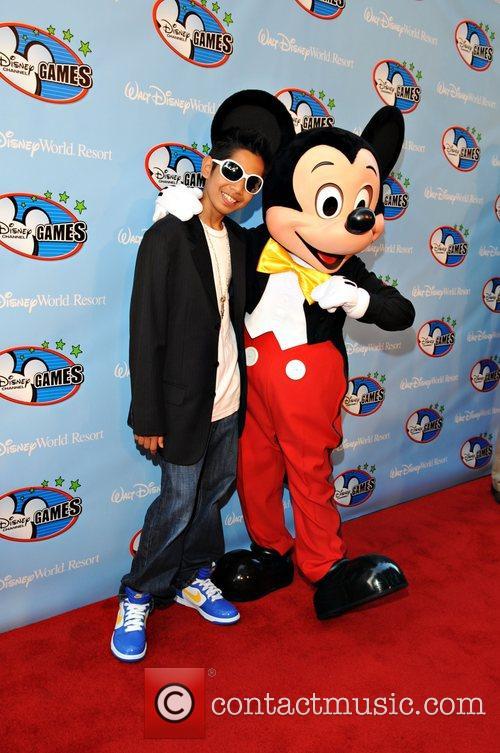 Farez Bin Juraimi and Walt Disney 1