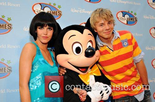 Isabella Soric and Walt Disney 3