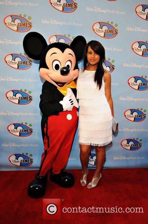Jasmine Richards and Walt Disney 3