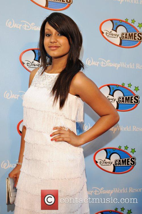 Jasmine Richards and Walt Disney 1