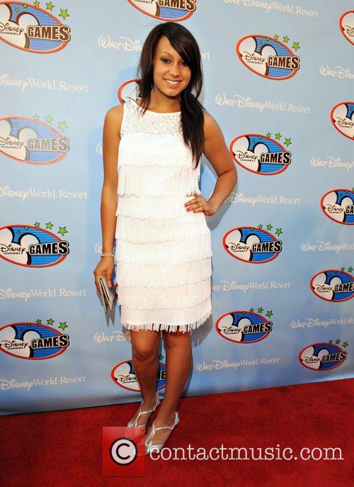 Jasmine Richards and Walt Disney 2