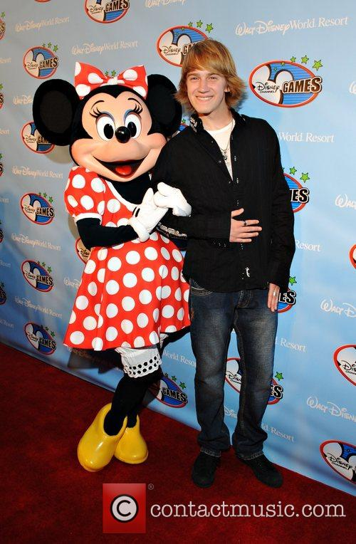 Jason Dolley and Walt Disney 3
