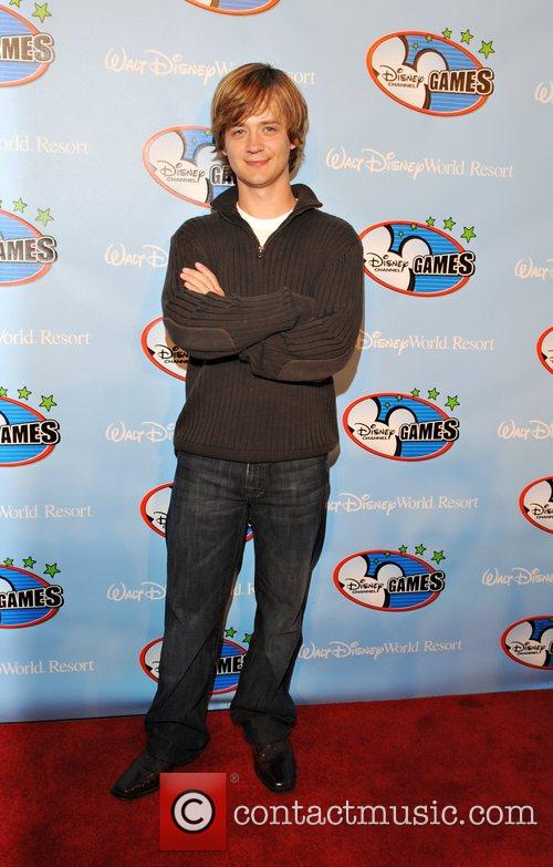 Jason Dolley and Walt Disney 6