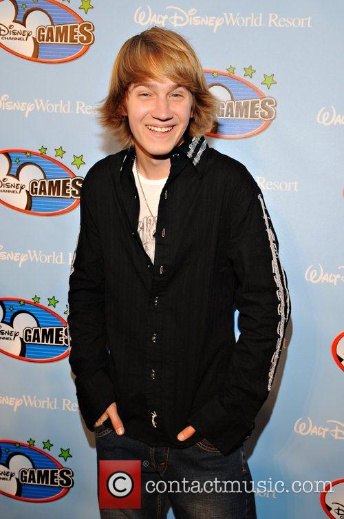 Jason Dolley and Walt Disney 2