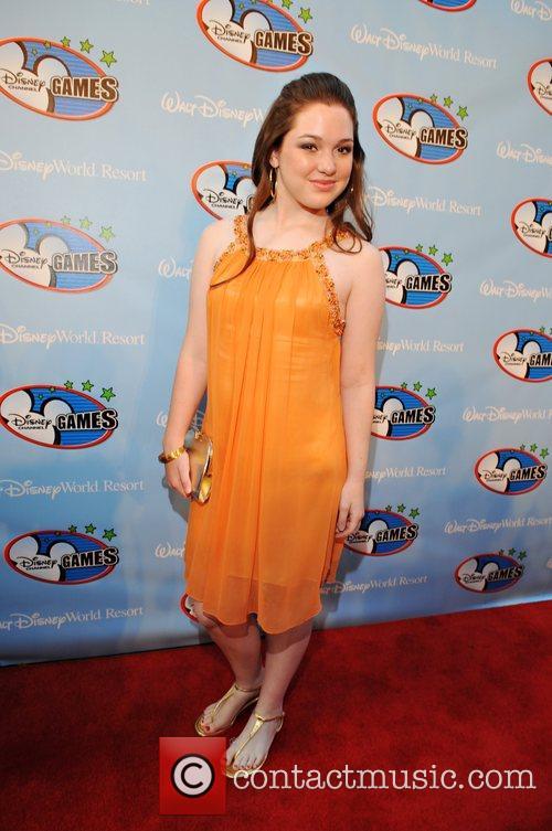 Jennifer Stone and Walt Disney 2